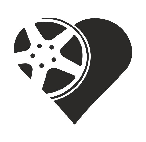 Love Wheels Aufkleber