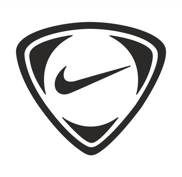 Nike Soccer Aufkleber
