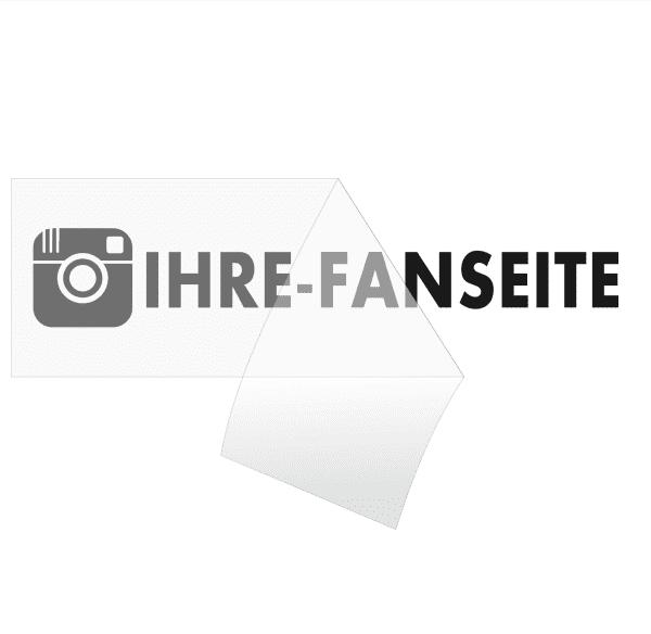 Instagram Fanseiten Aufkleber online bestellen