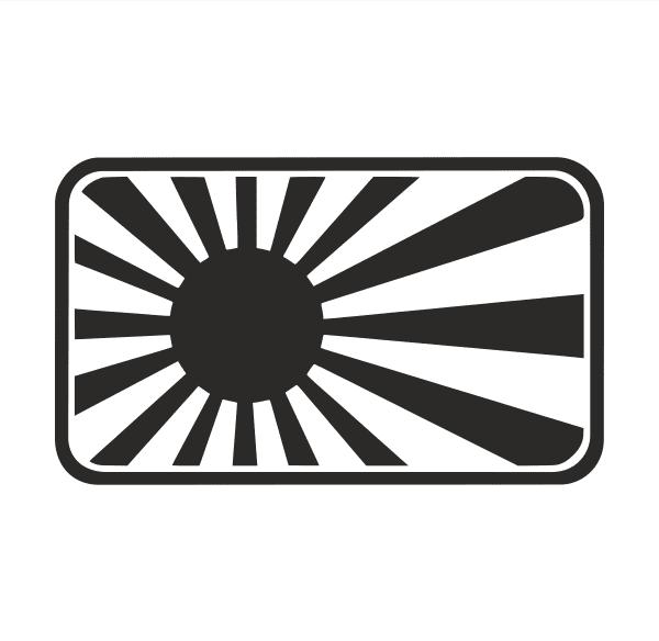 Japan Aufkleber