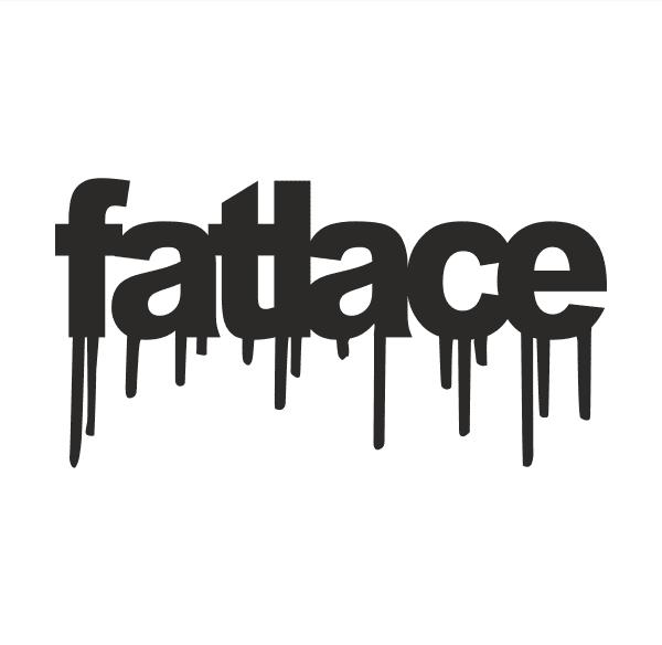 fatlace Aufkleber