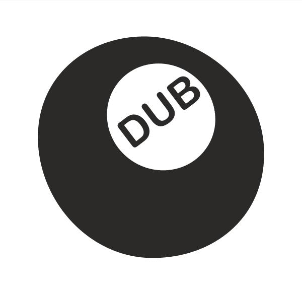 JDM DUB Aufkleber