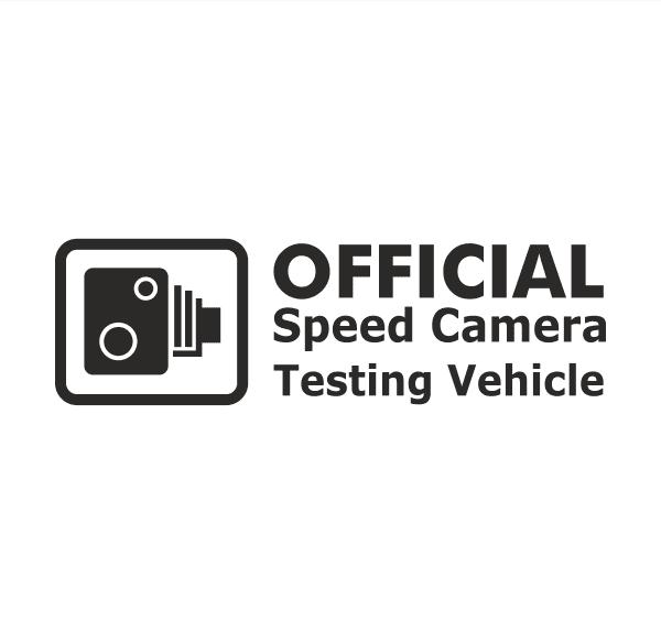 JDM Testing Vehicle Aufkleber