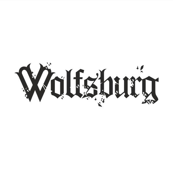 Wolfsburg Aufkleber