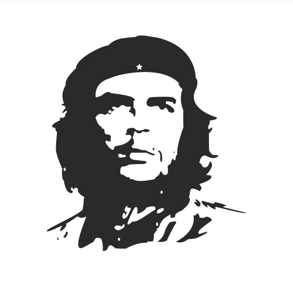 Che Guevara Ernesto Aufkleber