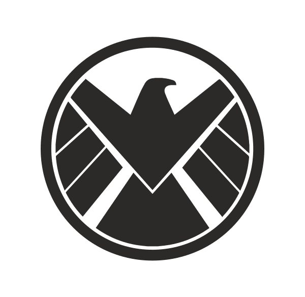 S.H.I.E.L.D Aufkleber