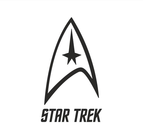 Star Trek Aufkleber