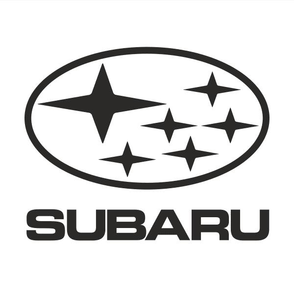 Subaru Aufkleber