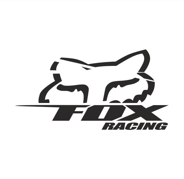 Fox Racing Aufkleber