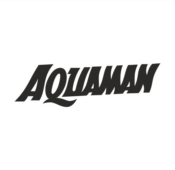 Aquaman Aufkleber