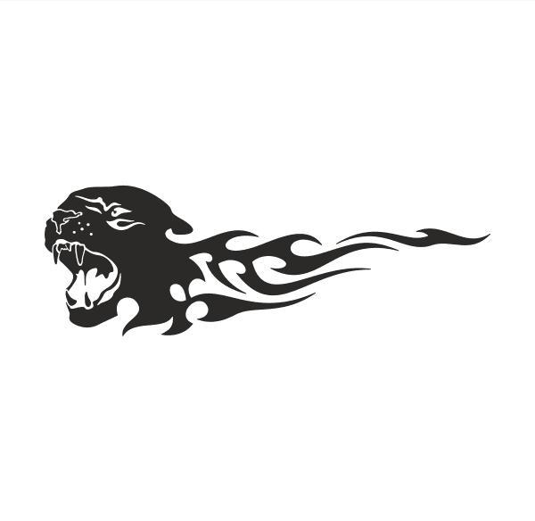 Puma Aufkleber