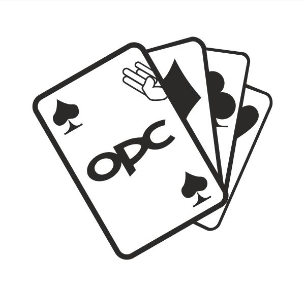 OPC Shocker Hand Aufkleber